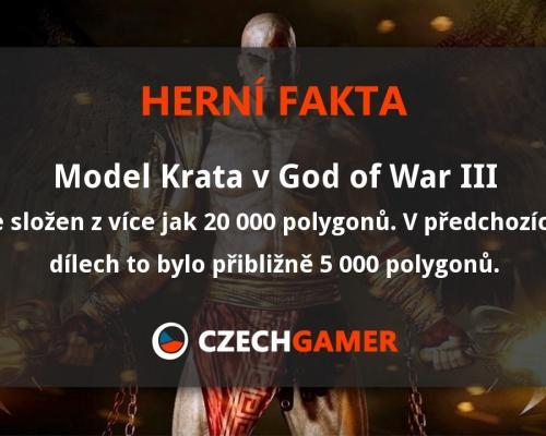 God of War 3 - Herní fakta