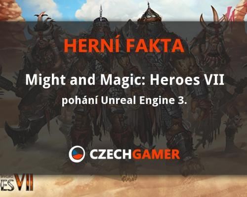 Might and Magic Heroes VII - Herní Fakta