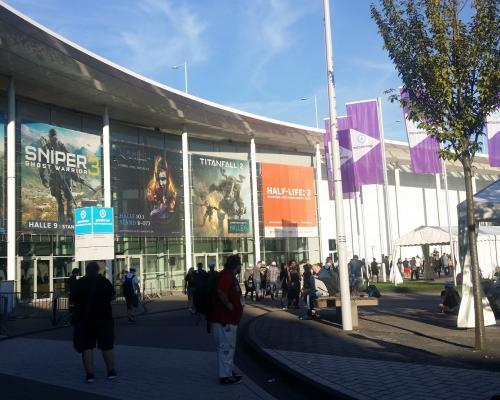 Gamescom 2016 - report