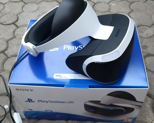 Playstation VR - test virtuálnej reality od SONY - recenze