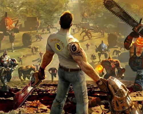 Serious Sam VR: The Last Hope - recenze