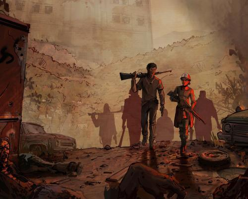 The Walking Dead A New Frontier - recenze