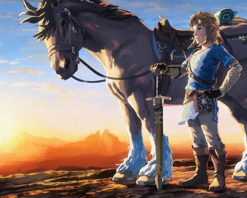 Sledujte video denníky z vývoja Breath of the Wild