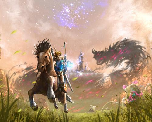 Zelda: Breath Of The Wild emulována a hratelná na PC