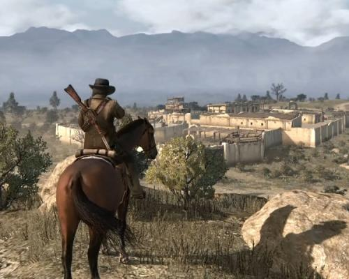 Mapa z Red Dead Redemption nebude v GTA V