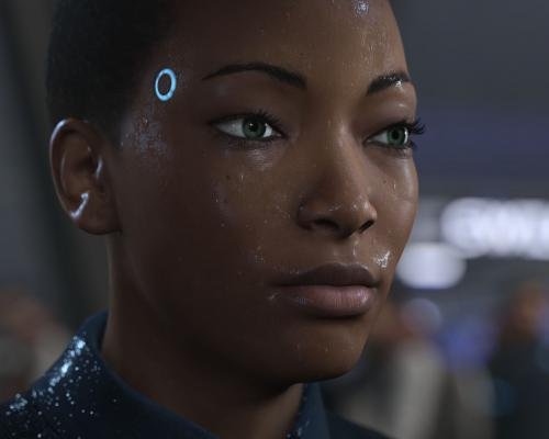 Detroit Become Human a TGS trailer