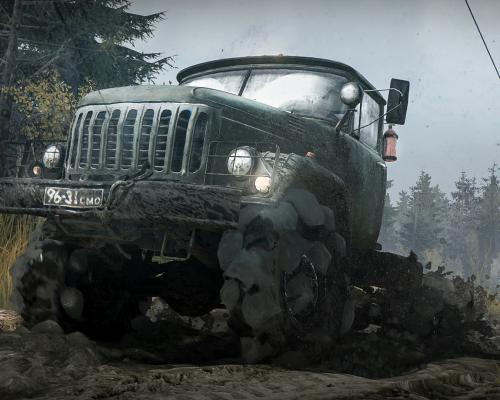 Zažijte ten pravý off-road se Spintires: MudRunner