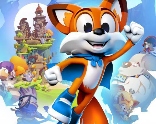 Super Lucky's Tale - recenze