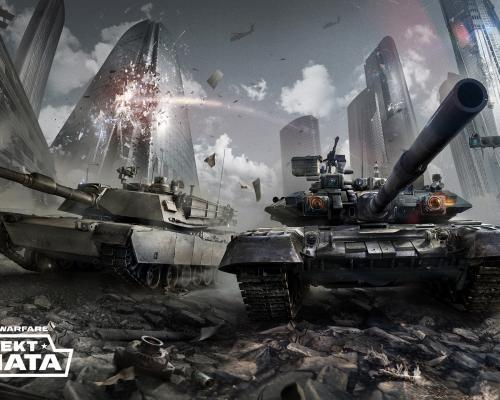 Armored Warfare se dostalo na Steam