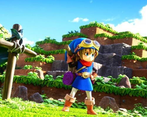 Dragon Quest Builders (Switch) - recenze