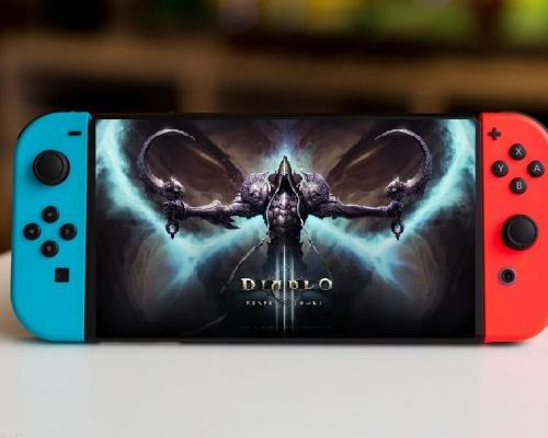 Blizzard vtipne naznačuje port Diablo III na Switch