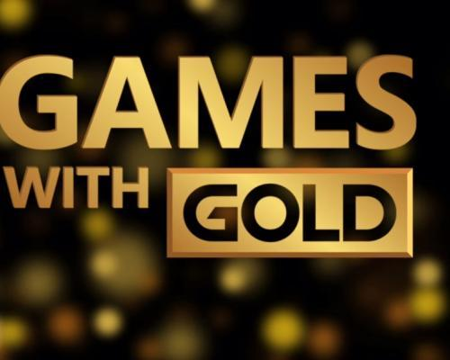 Games with Gold na květen
