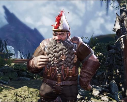 Trailer na Game Preview Divinity 2