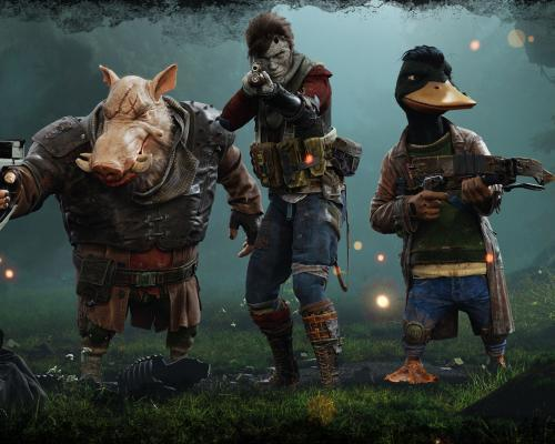 Mutant Year Zero: Road to Eden - preview (hands-on)