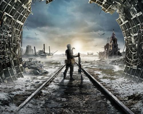 Metro Exodus - preview (hands-on)