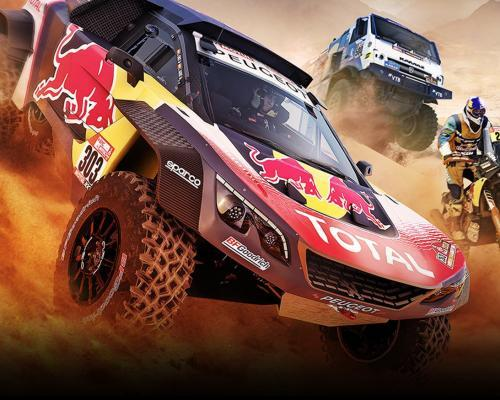 Dakar 18 - preview (hands-on)