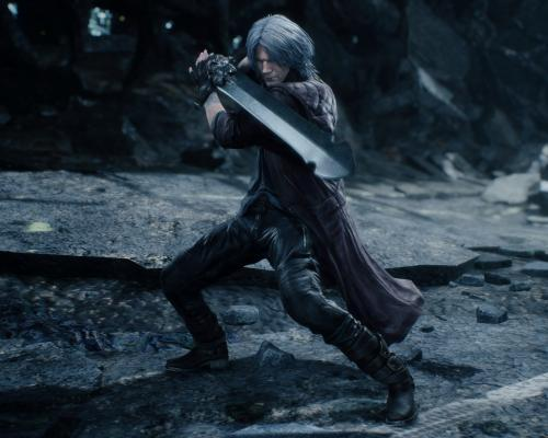 Devil May Cry 5 pošlape na 60 fps ve 4K