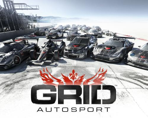 GRID Autosport dorazí na Switch
