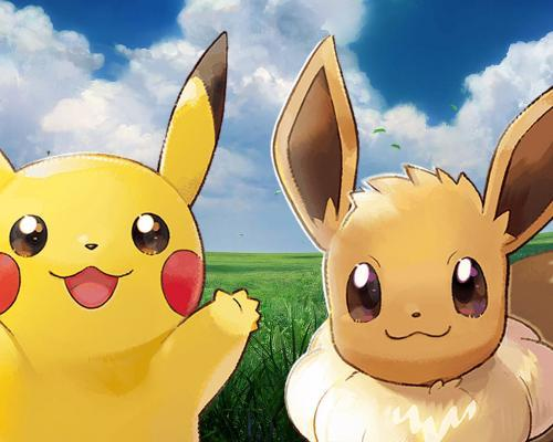 Pokemon Let's Go Pikachu and Eevee! - recenze