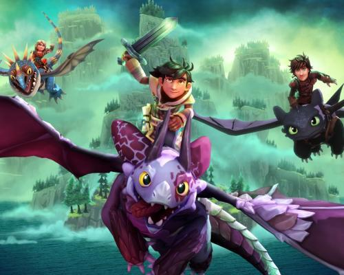 Dragons: Dawn of New Riders - recenze
