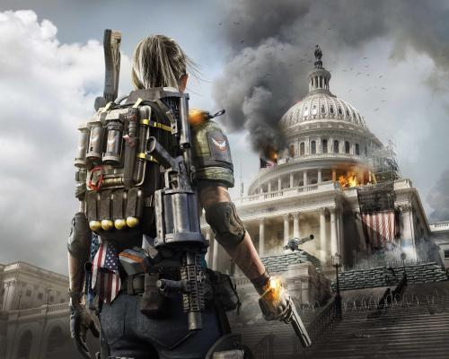 Detaily o betě The Division 2
