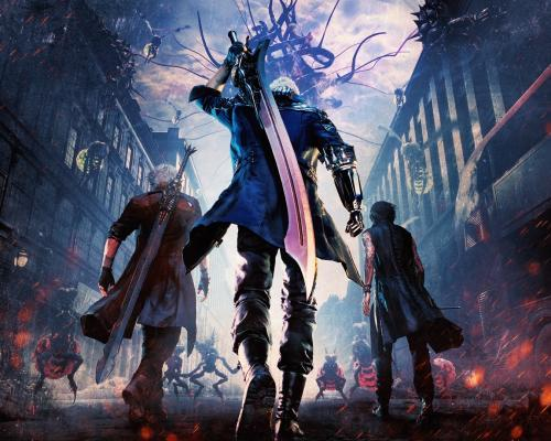 Devil May Cry 5 - recenze
