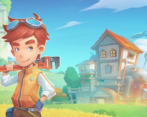 My Time at Portia - recenze