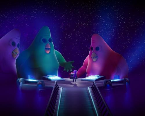 Trover Saves the Universe - recenze