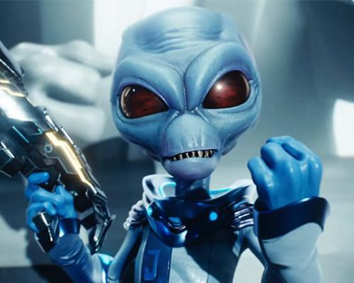 THQ Nordic připravuje remake Destroy All Humans!