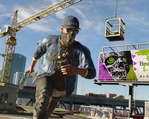 Watch Dogs Legion v gameplay záběrech