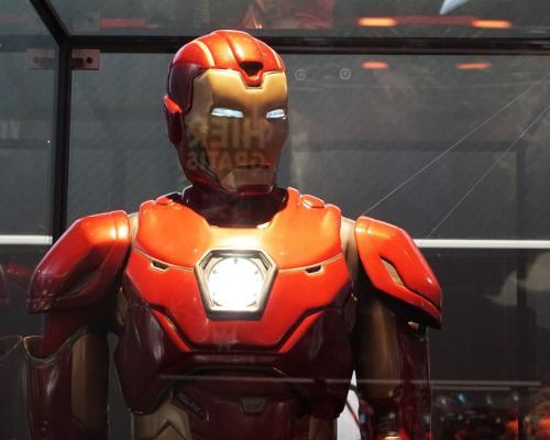 Iron Man VR - (Hands-On) - preview