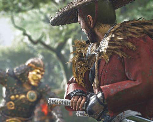 Ghost of Tsushima rozsekol Game Awards