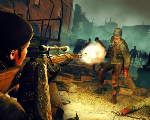 Zombie Army Trilogy dostane Switch port