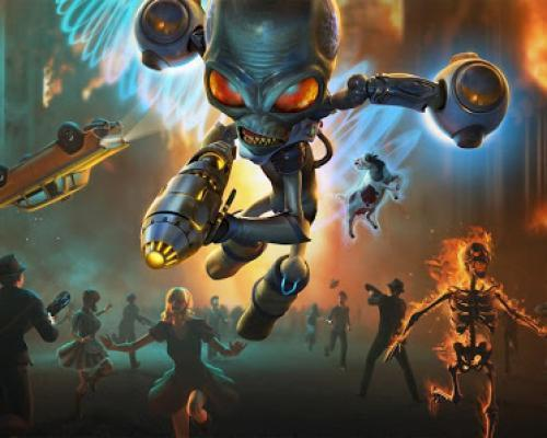 Remake Destroy All Humans! je za rohom, sledujte trailer