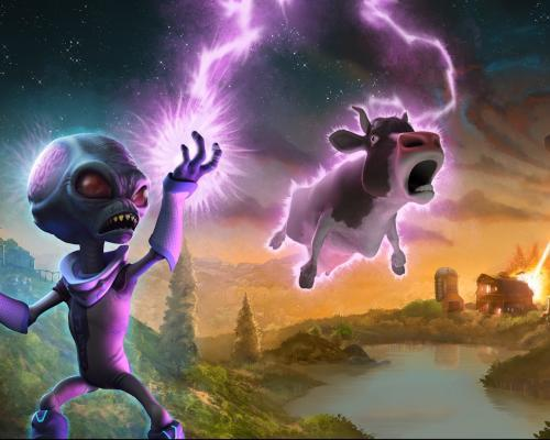 Destroy All Humans! - recenze