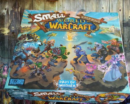 Small World of Warcraft - recenze
