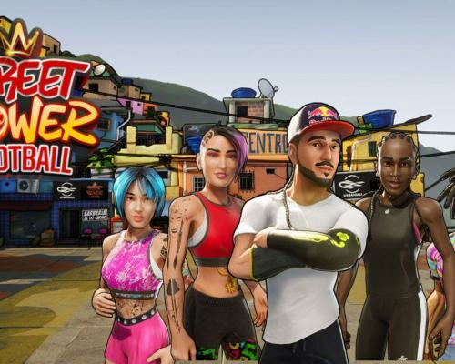Street Power Football - recenze