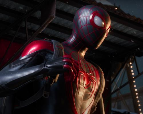 Miles Morales v launch traileru