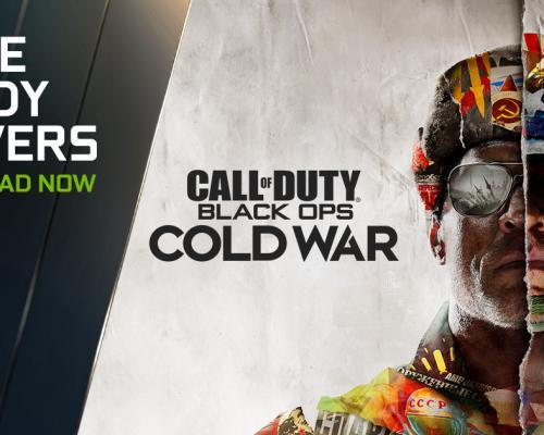 Technologie NVIDIA v Call of Duty: Black Ops Cold War a Destiny 2