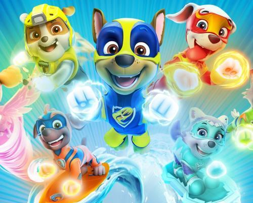 Paw Patrol: Mighty Pups Save Adventure Bay - recenze