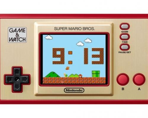 Game & Watch: Super Mario Bros. je zpět