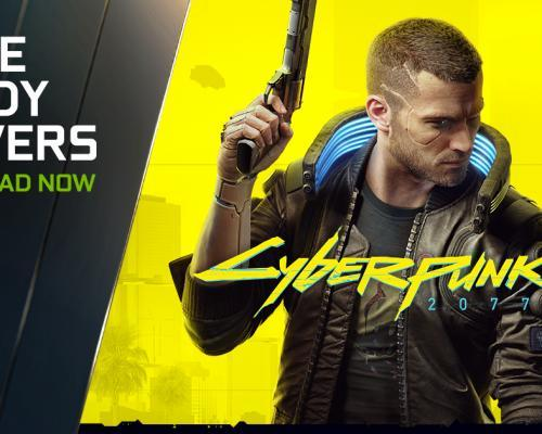 Cyberpunk 2077 je Game Ready na PC i v GeForce NOW