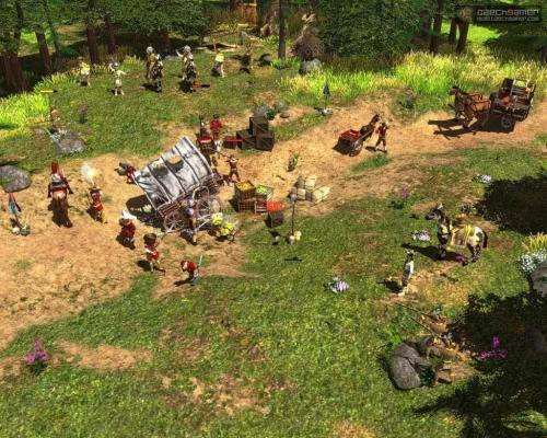Age of Empires 3 - preview