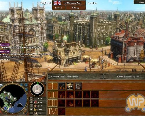 Age of Empires III - hotovo!